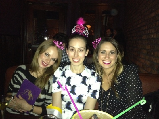 Celebrating our lovely Denise