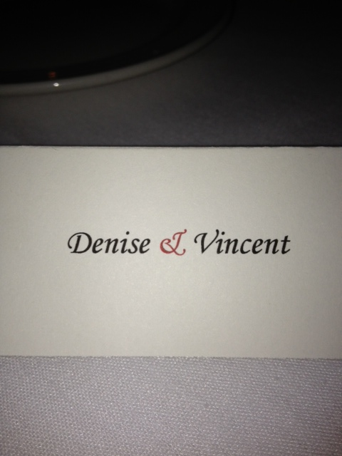 Denise and Vinnie