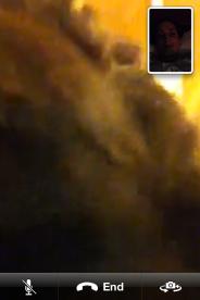 FaceTime full of Floyd