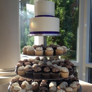 delightful wedding desserts