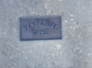Perpetual Care in NOLA cemetary