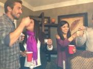 Alia's belated birthday party