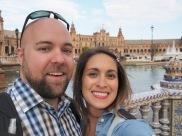 Plaza de Espana...holy cow