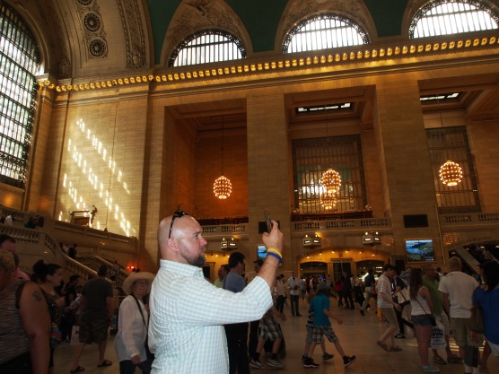 views of Grand Central