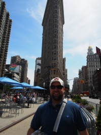 Timmy and the Flatiron
