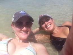 Jessica and I