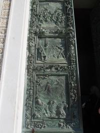 doors on the Duomo
