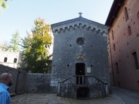 Chapel of San Jacopo