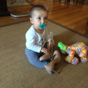 starting them young on the Stuart Weitzmans!