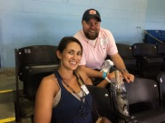 Emory Alumni event, Tampa Bay Rays game