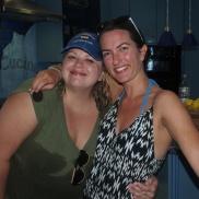 Lyndsay and Jenny
