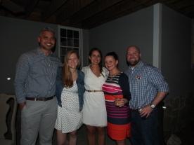 Gino, Jessica, Lindsey, Timmy and I